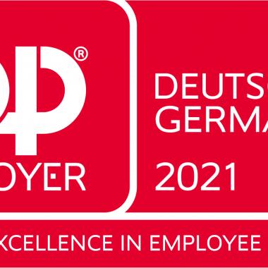 Zertifizierter Top Employer Germany