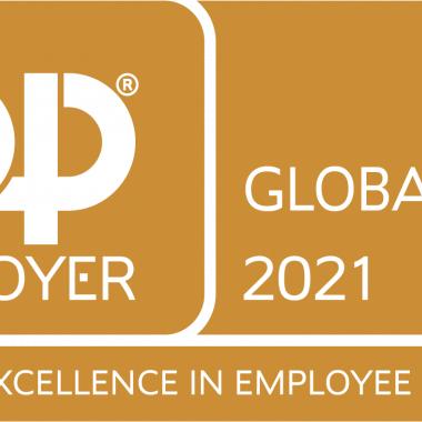 Zertifizierter Top Employer Global
