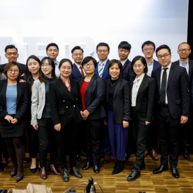 Unser Team aus Peking/Shanghai, 2019