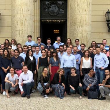 Team Paris/Frankreich, 2019