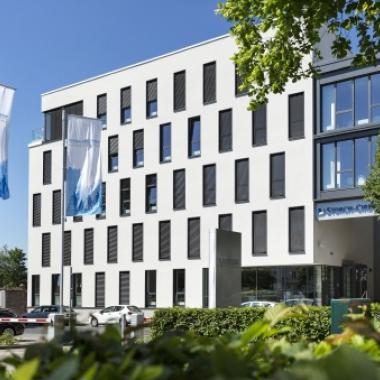 Gebäude Standort Wuppertal