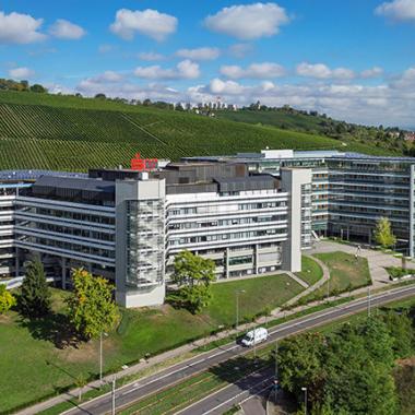 Unser Büro in Stuttgart