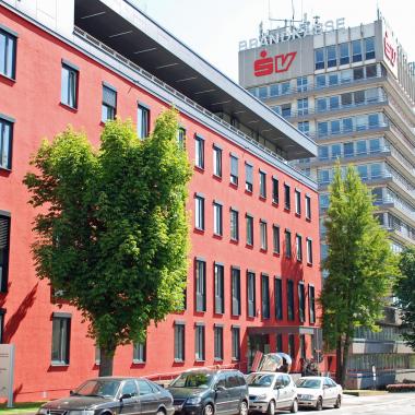 Unser Büro in Kassel