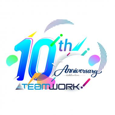 10 Jahre TeamWork Germany! Ein Jubiläum ist der richtige Zeitpunkt, voller Zuversicht in die Zukunft zu blicken und Pläne für die kommenden Monate und Jahre zu schmieden.