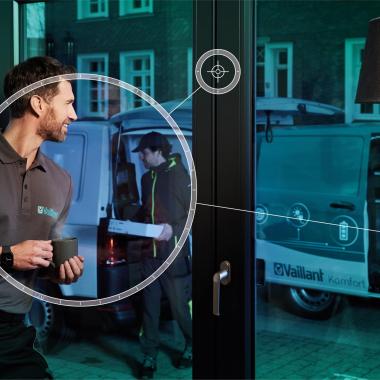 Die Arbeitszeit optimal für die Kunden nutzen können. Weil das Fahrzeug bereits über Nacht geladen und vorbereitet wird.
