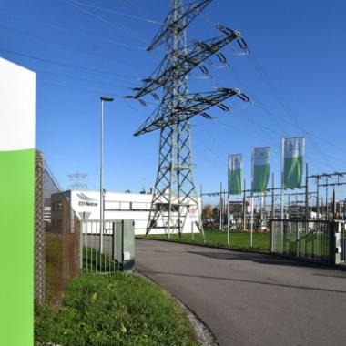 Unser Standort der ED Netze GmbH in Rheinfelden