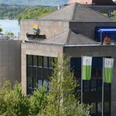 Unser Standort in Laufenburg (CH)