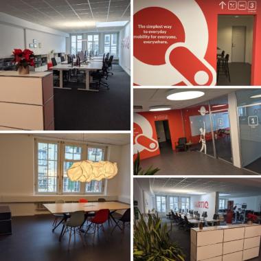 FAIRTIQ HQ in Bern, Schweiz