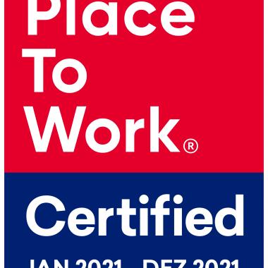 """Auch 2021 dürfen wir Gundlach als einen """"Great Place To Work"""" bezeichnen."""