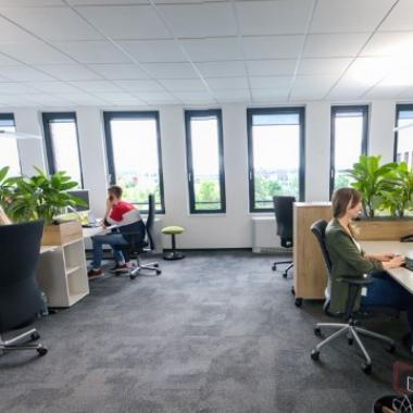 Eins unserer Büros