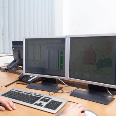 Logistik-Software cadis