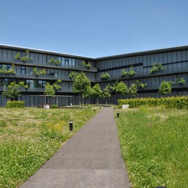 Campus im Grünen