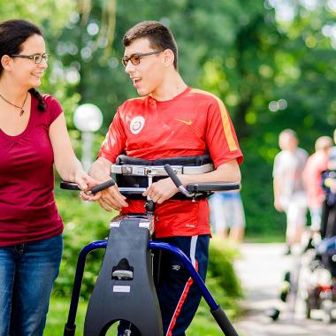 Mobilität für Menschen mit Behinderung