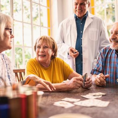 SRH Gesundheit - Wir pflegen Gemeinschaft
