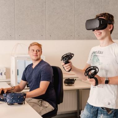 SRH Technological Education Center - Verständnis für die Technik von Morgen erwerben