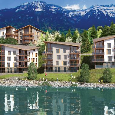 Florens Resort, Oberried am Brienzersee
