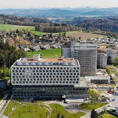 Kantonsspital Frauenfeld Projekt Horizont, Frauenfeld