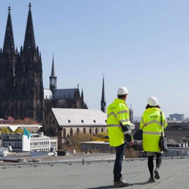 Nicht nur in Köln - im Rheinland und im Ruhrgebiet sind wir tätig