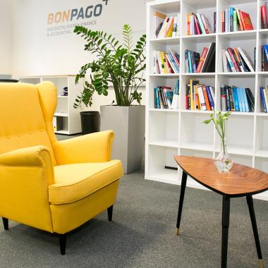 Bonpago Office Frankfurt