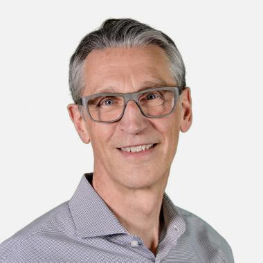 Portrait Andreas Wüthrich Andreas Wüthrich, Geschäftsleitung, CIO, Leiter ICT Services