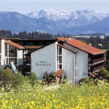 Johannesbad Klinik Königshof  Lechbruck