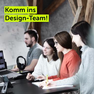 Mehr als UI/UX – du möchtest das gesamte Look and Feel unserer internationalen Mobile Games gestalten? Dann komm in unser Design-Team!