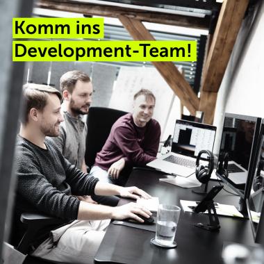 Möchtest du mit Webtechnologien Mobile Games entwickeln, die täglich Millionen Menschen weltweit auf Facebook, iOS und Android begeistern? Dann komm ins Development-Team!