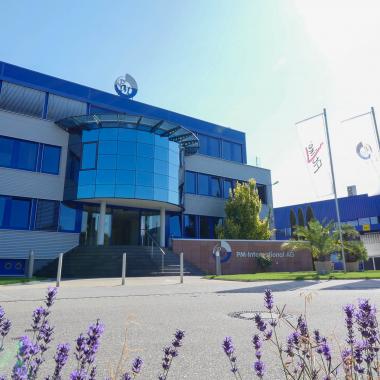 Stammsitz und europäisches Logistikcenter am Standort Speyer