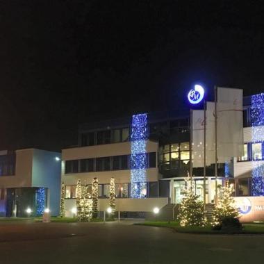 Weihnachtsstimmung bei PMI AG