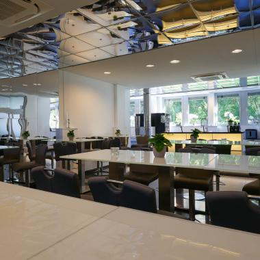 Die Lounge für Firmenevents
