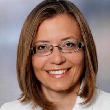 """Ruth Wöhrle, Leitung Personalentwicklung: """"Wir legen sehr viel Wert darauf, unsere Mitarbeiter optimal weiterzuentwickeln. Besonders wichtig ist uns das 'Stärken von Stärken'."""""""