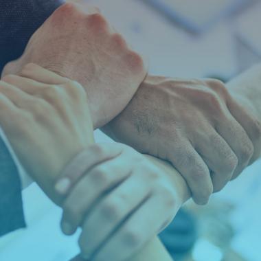 Teamwork und Zusammenhalt stehen bei uns im Vordergrund