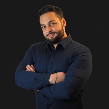 Matin Heydari, Social Media Manager, Köln