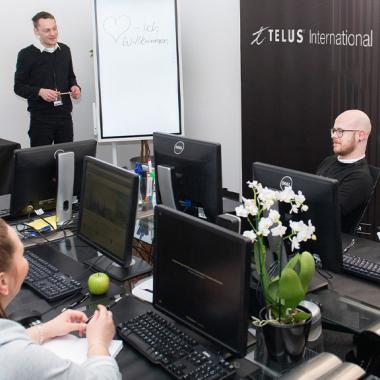 Training in Berlin