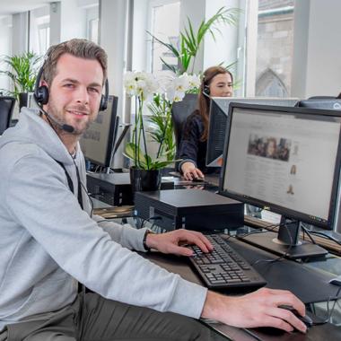 Unser Office in Dortmund