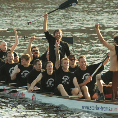Berliner Drachenbootrennen
