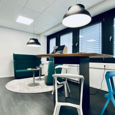 Frings Systemhausgruppe | Showroom für Kunden | Kleinhülsen 31 | Hilden