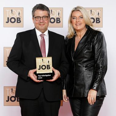Hagedorn erneut ausgezeichnet als bester Arbeitgeber
