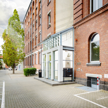 Standort in Frankfurt