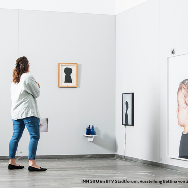 INN SITU - Kunst und Kultur im BTV Stadtforum