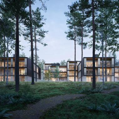 Marina Apartments Bad Saarow