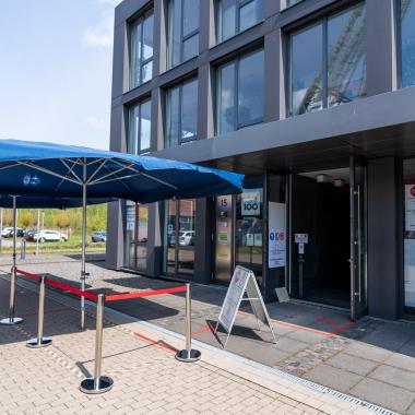 Bürgertestzentrum - Standort Lünen