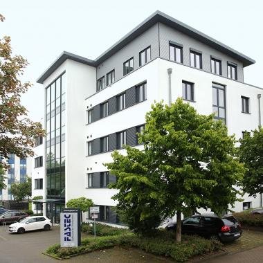 Unser Firmengebäude im Technologiepark Paderborn
