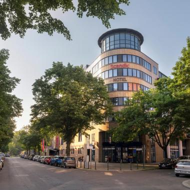 Scandic Berlin Kufürstendamm