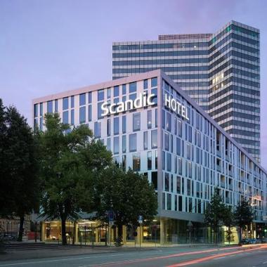 Scandic Hamburg Emporio