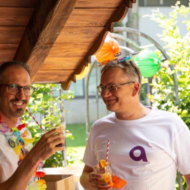#summerparty #amscan #happy #goodfeeling #drink #foot