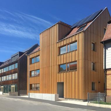 Unser Firmensitz - Das Eisbärhaus in Kirchheim unter Teck