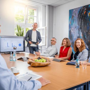 CCP Software GmbH   Mitarbeiter Schulung