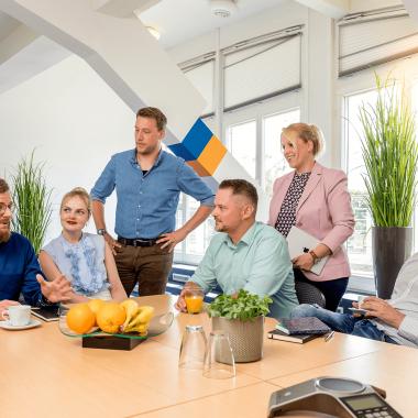 CCP Software GmbH   Mitarbeiter-Meeting