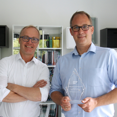 """CONET wurde von SAP zum dritten Mal in Folge als """"Partner des Jahres Public Services"""" ausgezeichnet. Die zu diesem Anlass vergebene Auszeichnung würdigt Innovation, Expertise, Lösungen und ..."""